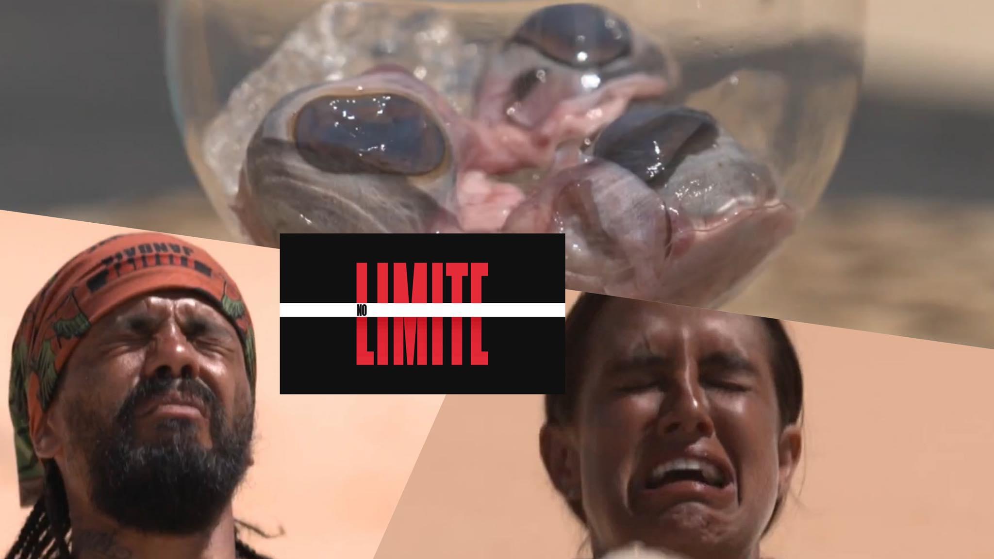 Olho de Cabra estará no cardápio da Prova da Comida de No Limite (montagem: Fashion Bubbles)