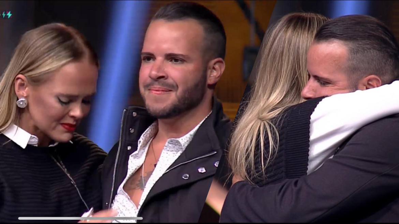 Nina e Filipe são eliminados no Power Couple (montagem: Fashion Bubbles)