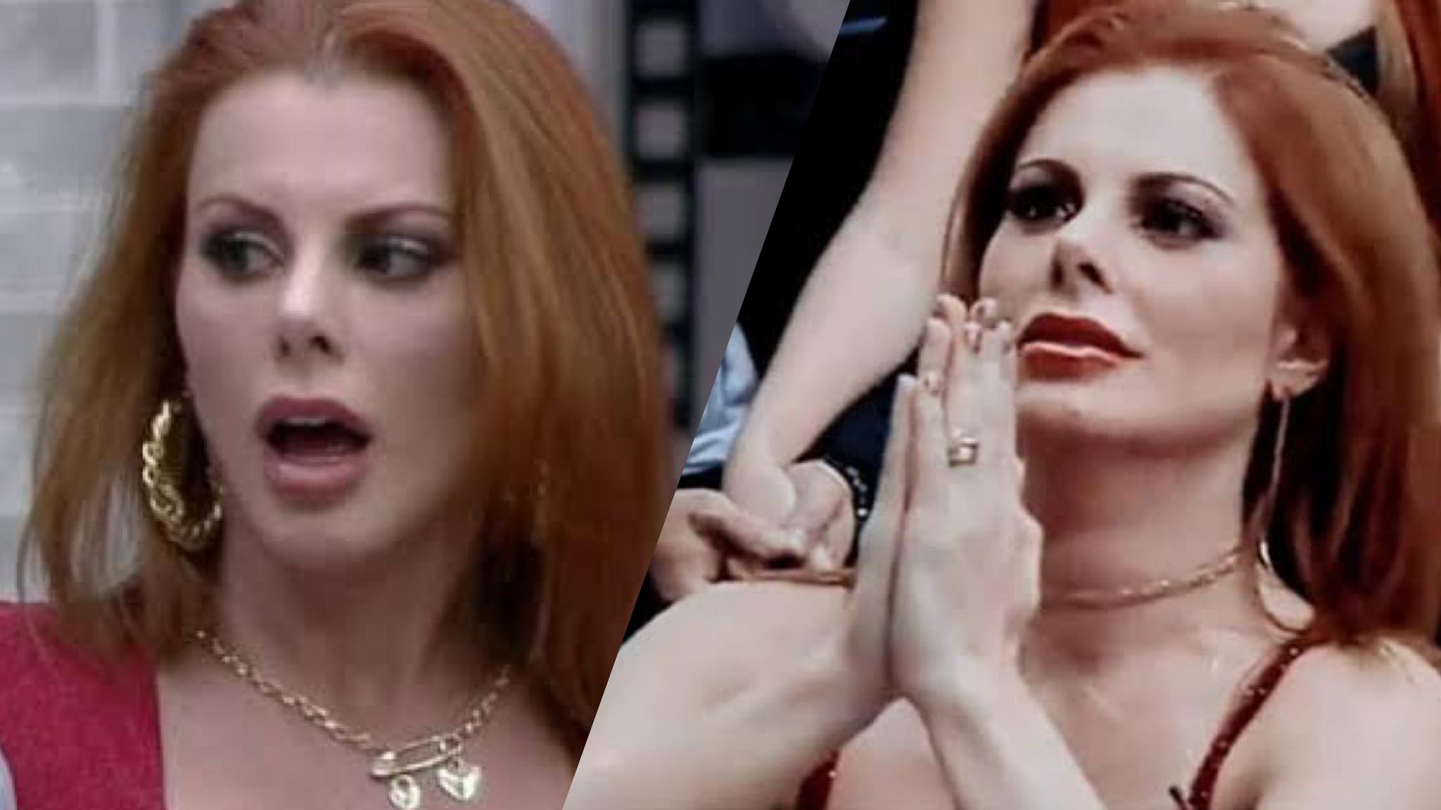 Deborah quer ser famosa após o Power Couple. Fonte: Montagem/Fashion Bubbles