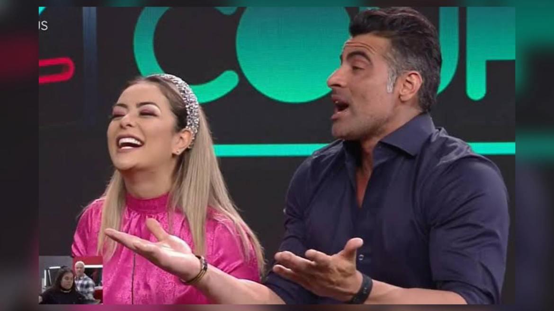 """Li Martins e JP comentam episódio """"gemidão"""" do Power Couple. Fonte: Reprodução/PlayPlus"""