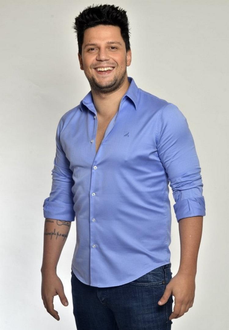 Cantor sertanejo Thiago Servo