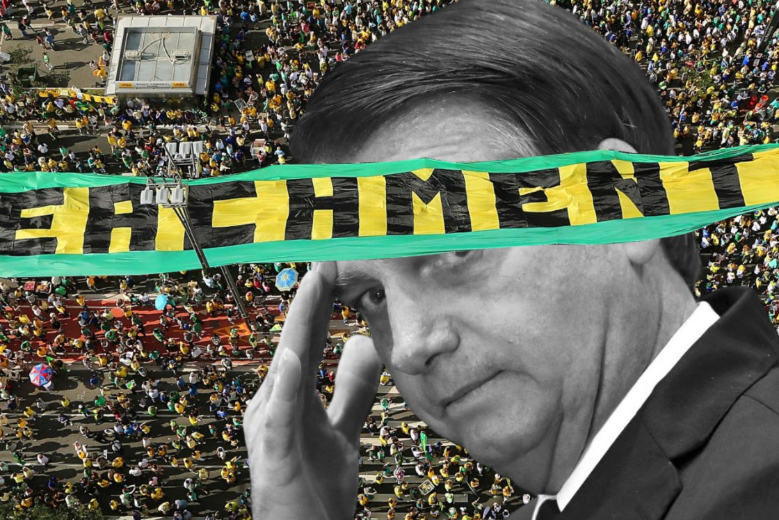 impeachment do presidente Jair Bolsonaro