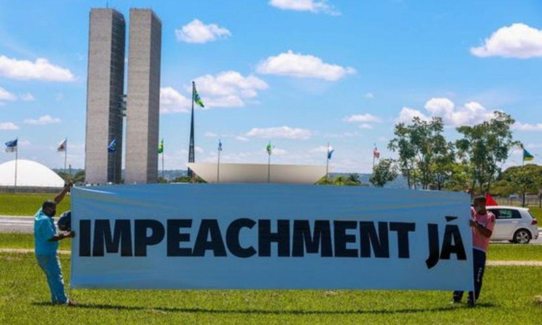 Imagem representando quando ocorre um impeachment