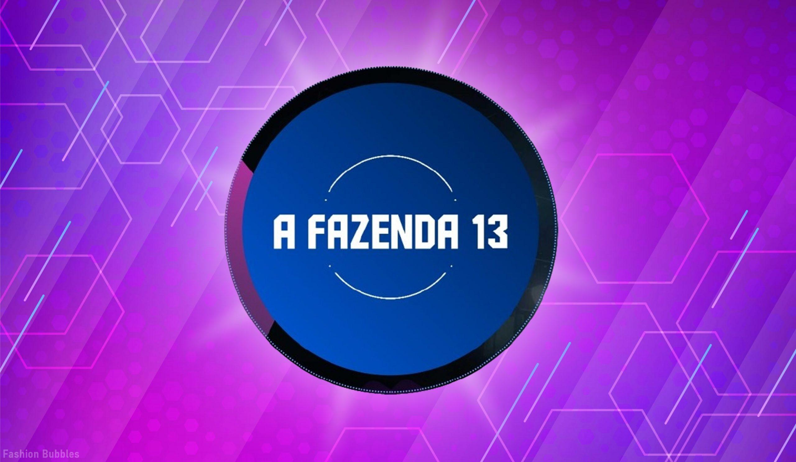 Foto da logo de A Fazenda 13.