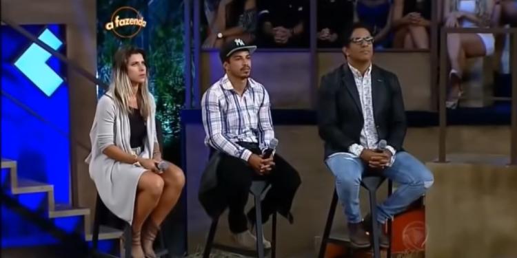 A Fazenda 8: finais disputadas do reality, Douglas Sampaio vencedor