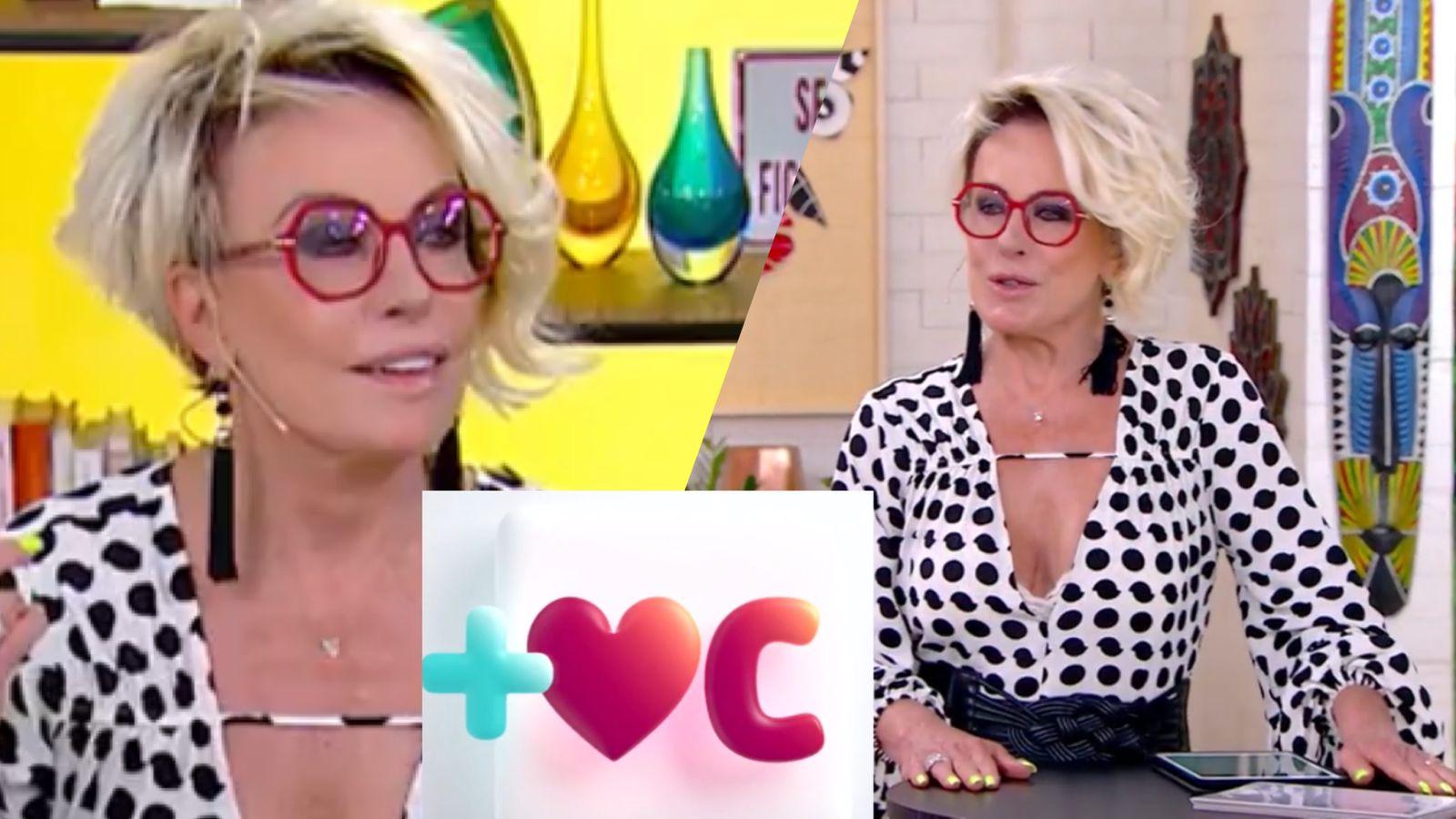 Ana Maria Braga vira assunto mais falado nas redes sociais. Fonte: Montagem/Fashion Bubbles