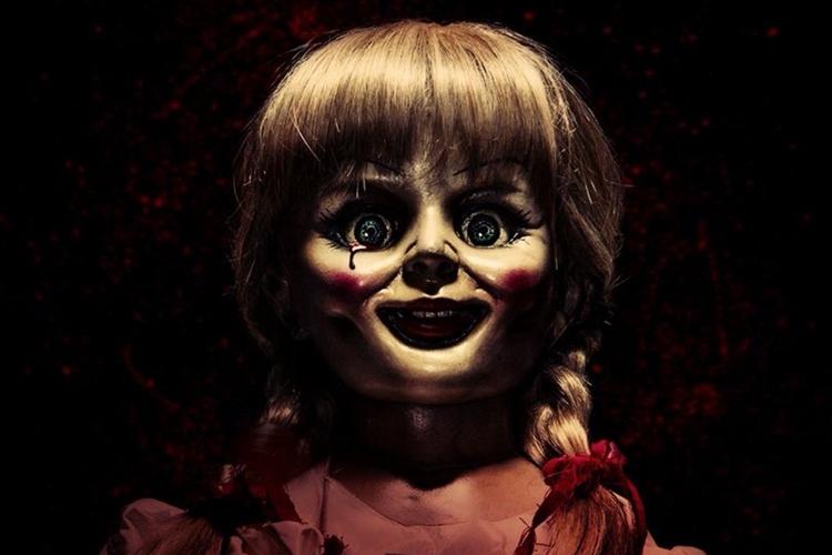 """Foto do filme """"Annabelle 2: A Criação do Mal""""."""