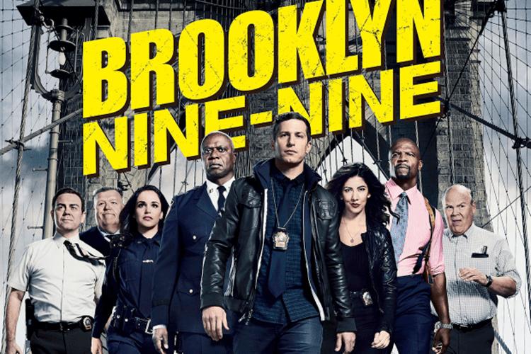 "Foto da série ""Brooklyn Nine-Nine""."