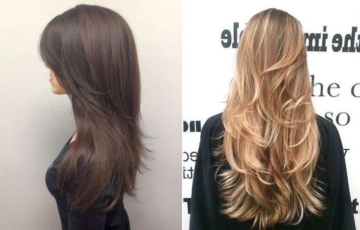 dois tipos de corte de cabelo