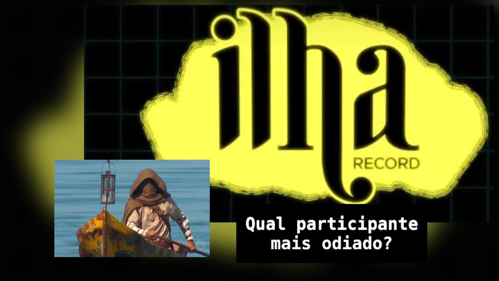 O Guardião do Ilha Record tem várias funções no jogo. Apesar de não falar ele já deve ter seus participantes favoritos. Fonte: Montagem/ Fashion Bubbles