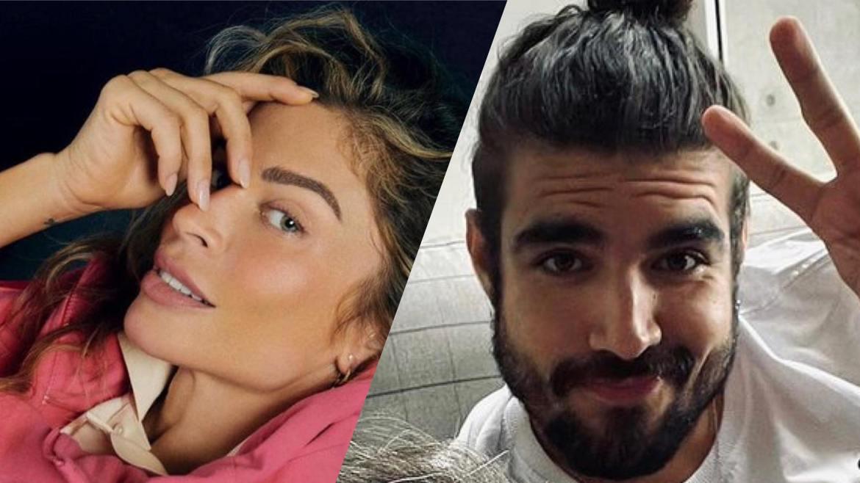 Grazi falou sobre o fim do namoro com Caio Castro. Fonte: Montagem/ Fashion Bubbles