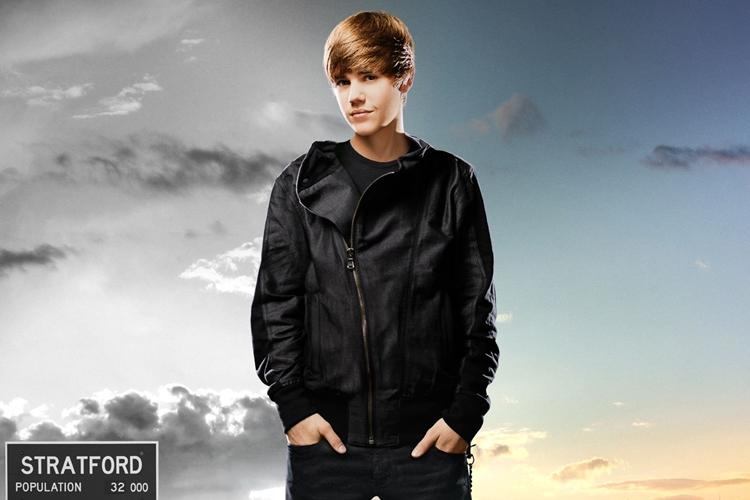 "Foto de ""Justin Bieber: Never Say Never""."