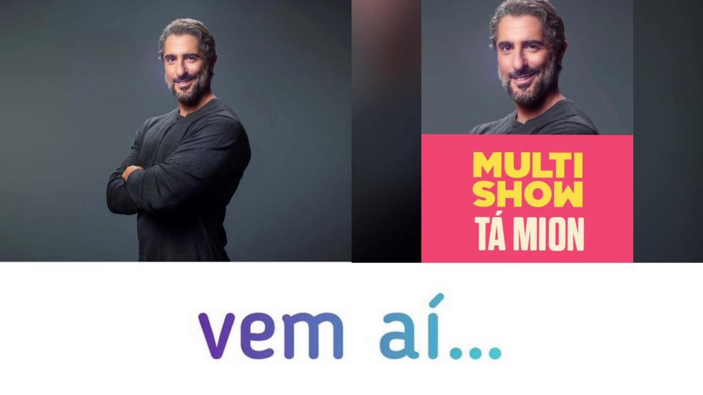 Além da Globo, Mion também estará no Multishow. Fonte: Montagem/ Fashion Bubbles