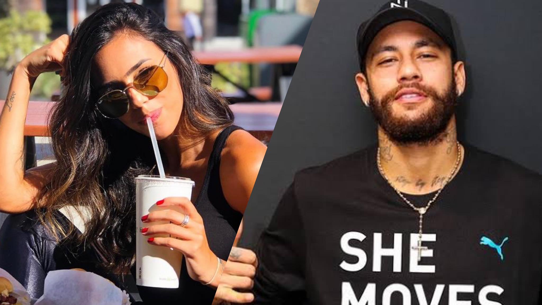 Neymar passa férias em Ibiza ao lado de Bruna Biancardi. Fonte: Montagem/ Fashion Bubbles