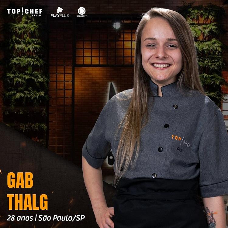 Participante Gab Thalg