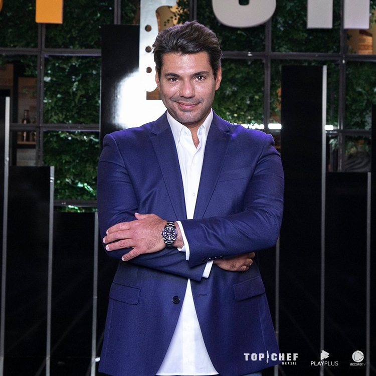 Felipe Bronze, apresentador