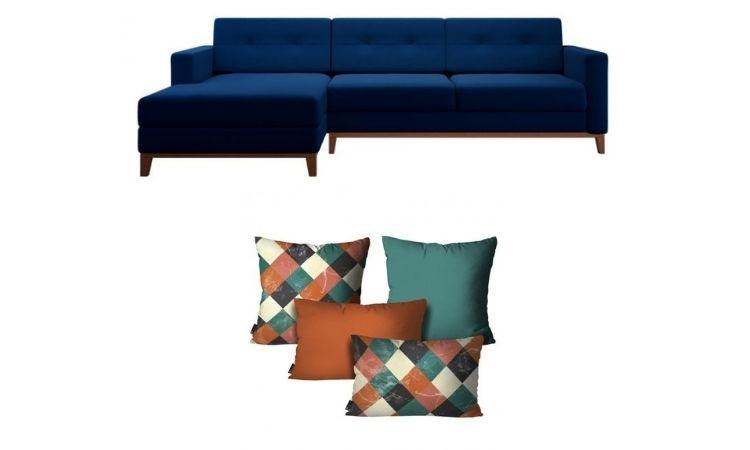 Montagem com fotos de móveis da decoração A Fazenda 13