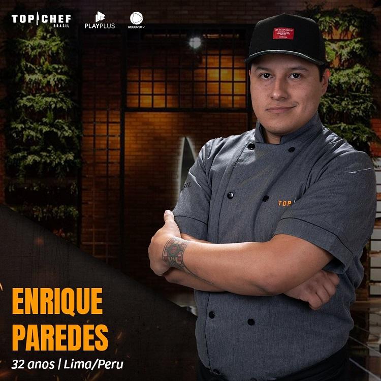 Participante Enrique Paredes