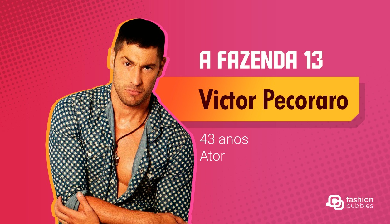 Victor Pecoraro A Fazenda 13
