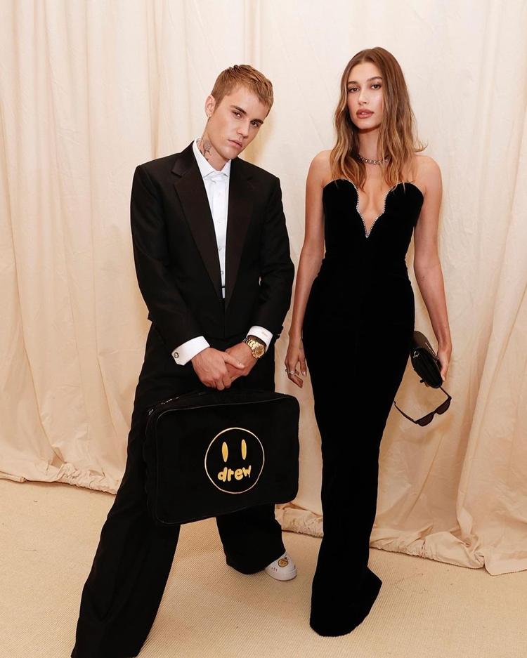 Foto de Justin Bieber e Hailey Baldwin.