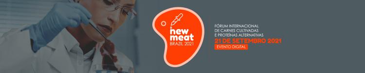 Fórum Internacional de carnes cultivadas e proteínas alternativas.
