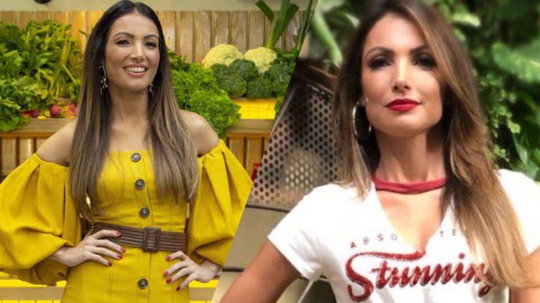 Patrícia Poeta pode ser nova apresentadora do Vídeo Show. Fonte: Reprodução/ TV Globo
