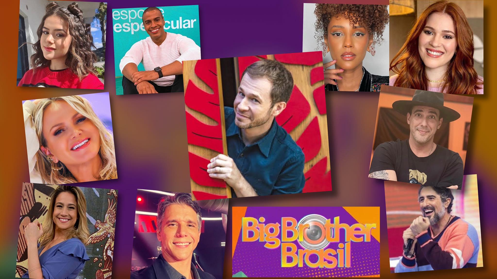Tiago Leifert e outros apresentadores