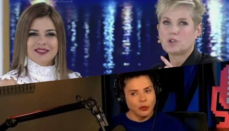 Mara Maravilha, Xuxa e Angélica
