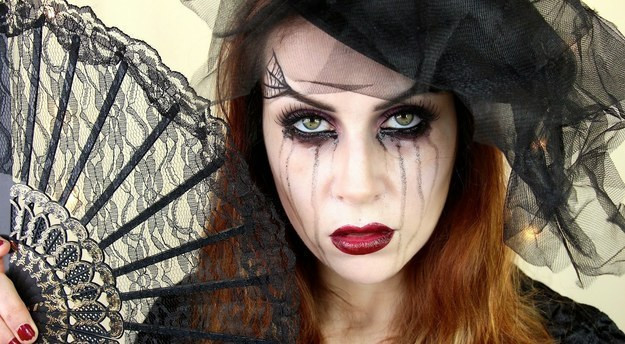 easy halloween makeup ideas