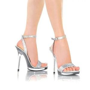 heel height