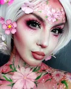 Fantasy Makeup Images Mugeek Vidalondon