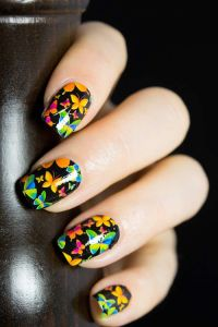 Pakistani Nails Fashion, Desi Nail Care Tips, Nails Beauty ...