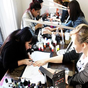 Nail Art Salons In Stan