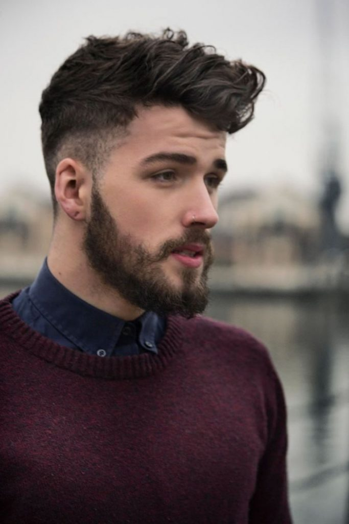 popular men beard styles