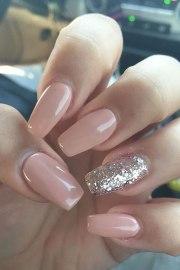 gel nail art acrylic