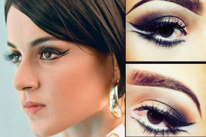 Image result for Get Ready to Sport the Double-Eyeliner Trend with Exciting Tricks