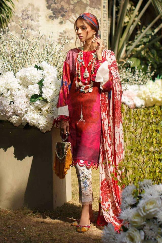 Photo of Sana Safinaz Mahay Summer'20 Collection