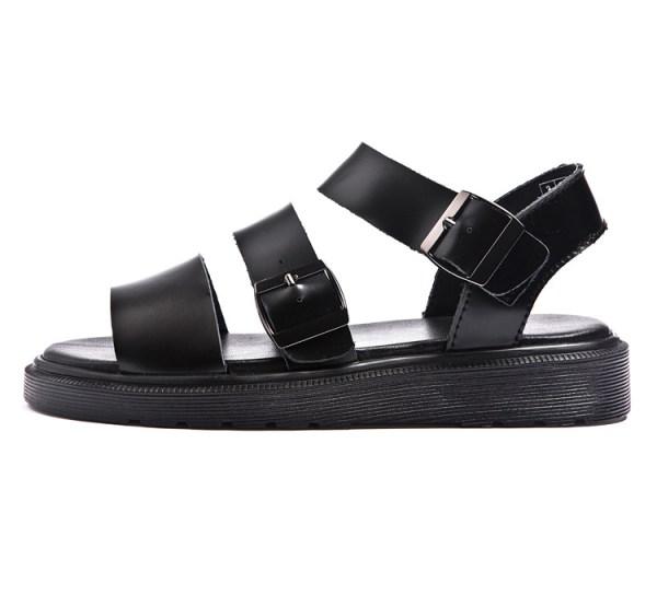 Black Summer Sandals   Suga – BTS