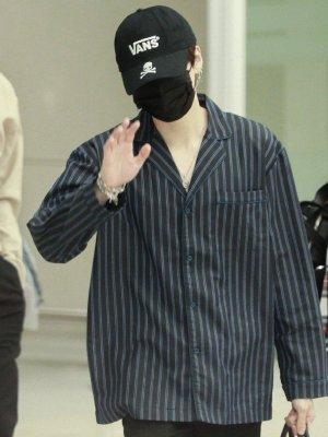 Black Cap | Suga – BTS