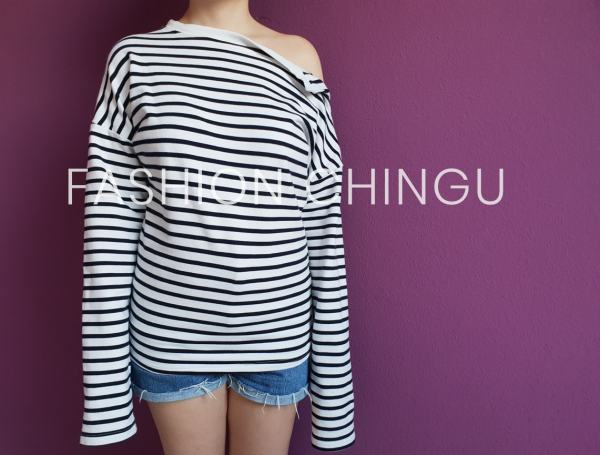 Jimin Striped Shirt   BTS