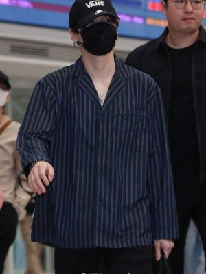 Airport Fashion Shirt | Suga – BTS
