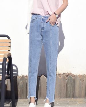 Choi Mi Ka Blue Jeans (3)