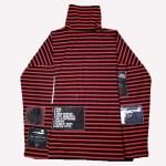 Red Striped Sweater | Suga – BTS