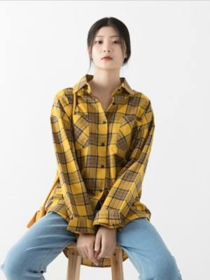 JIimin Yellow Shirt