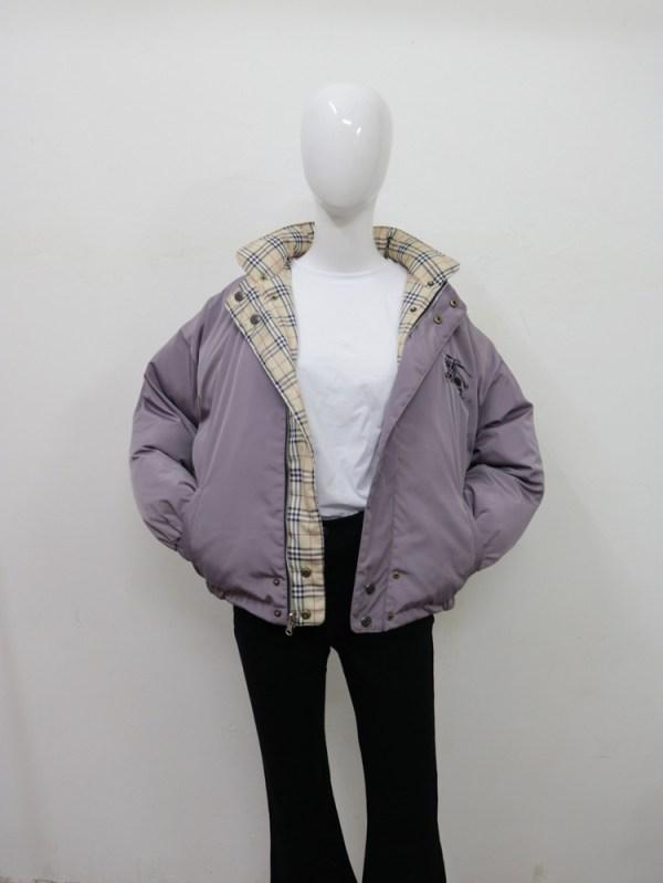 Checkered Bomber Jacket   Hyuna – Triple H