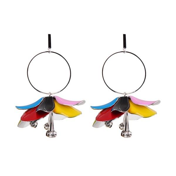 Flower Earrings | Lisa – Blackpink