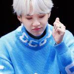 Blue Sweater | Suga – BTS