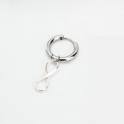 Kookie Infinity Earrings | Jungkook – BTS