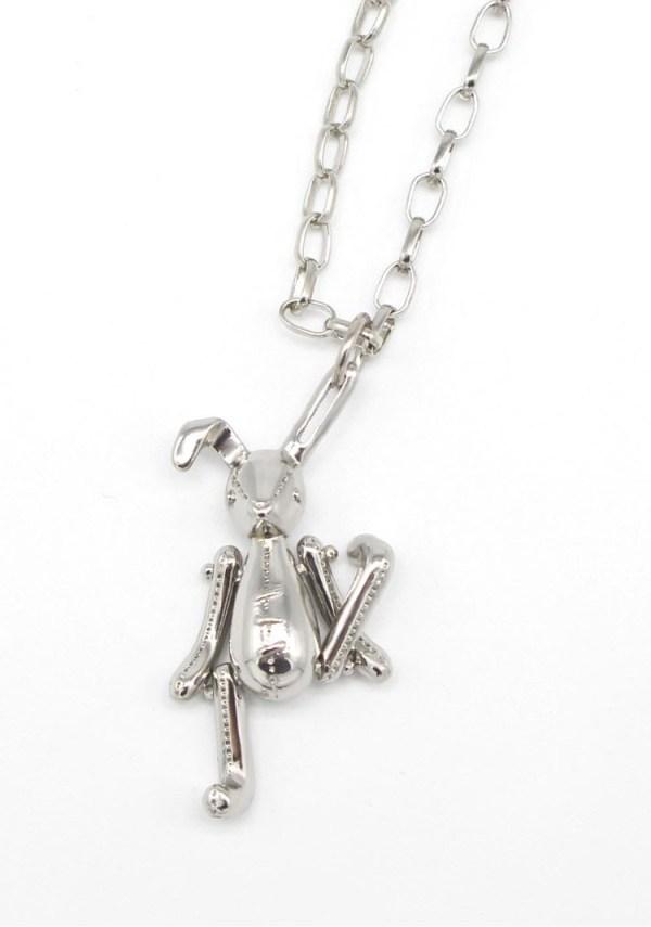 Rabbit Doll Necklace | Yugyeom – GOT7