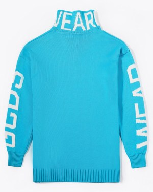 Suga Ikigayo Concert Im Fine blue Sweater